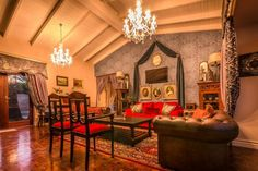 Book your stay at Belgrace Boutique Hotel in White River, South Africa.