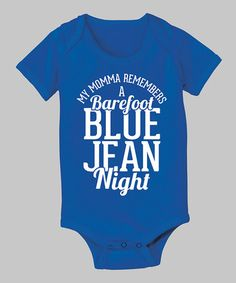 Navy 'Future Country Music Star' Bodysuit - Infant | Daily deals for moms, babies and kids