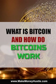 is Bitcoin & How Do Bitcoins Work What is Bitcoin and does it work? Find out more in this article.What is Bitcoin and does it work? Find out more in this article. Earn More Money, Make Money Fast, Make Money From Home, Make Money Online, Wall Street, Was Ist Bitcoin, Body Makeup, Online Earning, Bitcoin Cryptocurrency