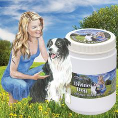 A pure plant super food blend to augment your dog's diet, providing a broad array of phytonutrients and actives to enhance your dog's general health and well-being. Contains certified organic ingredients. Whole Food Recipes, Dog Food Recipes, Organic Supplements, Barley Grass, Dog Diet, Strong Nails, Aromatic Herbs, Milk Thistle, Pet Treats
