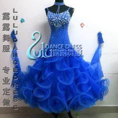 Cheap dress stamp, Buy Quality dress patterns prom dresses directly from China dress indian Suppliers: Product Description Dress Specifications: New tailor-made competition Ballroom Standard dress. Latin Ballroom Dresses, Ballroom Dancing, Princesa Disney Aurora, Dance Outfits, Dance Costumes, Dance Wear, Dress Patterns, Designer Dresses, Ball Gowns