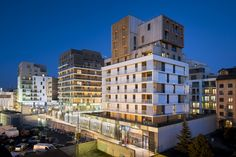 Gallery - Housing and Shops Complex / Ameller, Dubois & Associés - 7
