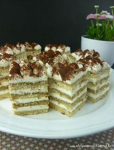 Tiramisu, Sweets, Snacks, Cake, Ethnic Recipes, Appetizers, Gummi Candy, Candy, Kuchen
