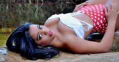 Monalisa Reis, candidata do Bahia ao Belas da Torcida 2015