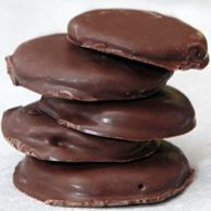 Glutten-Free Scout Thin Mints (so yummy!)