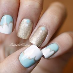michellepoena #nail #nails #nailart