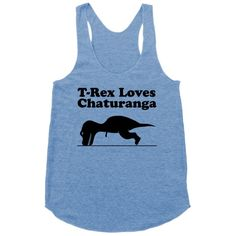 T-Rex Loves Chaturanga | Activate Apparel | Workout Gear & Accessories