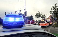 Waldaschaff - Rücksichtsloser Raser folgt Feuerwehr in Rettungsgasse - Die Feuerwehr auf retter.tv - retter.tv