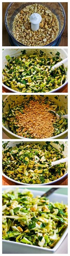 spicy cilantro peanut slaw more based recipes peanut slaw sides dishes ...
