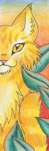 Lionheart Bookmark by CaptainMorwen.deviantart.com on @deviantART