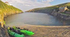 Cornish Coast Adventures | Kayaking and Coasteering in Polzeath Cornwall