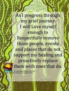 Healing and growing