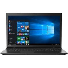 "Popular on Best Buy : Toshiba - Satellite C75-C7130 17.3"" Laptop - Intel Core i3 - 6GB Memory - 750GB Hard Drive - Textured Resin in Brushed Black"