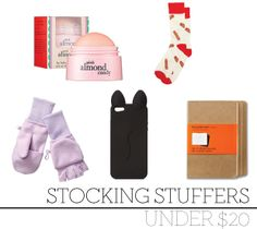 Holiday Gift Guide: Stocking Stuffers for a Super Sweet Christmas Morning