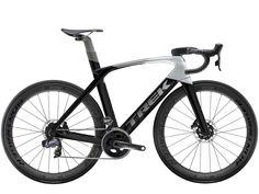 Trek Road Bikes, Trek Madone, Carbon Road Bike, Mountain Biking, Vehicles, Bicycles, Black, Outfit, Sports
