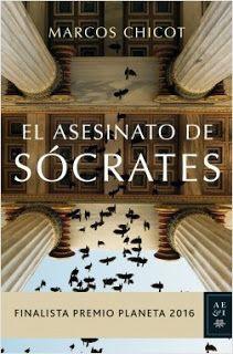 Mis lecturas: El asesinato de Sócrates