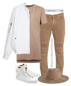 """Hip"" by highfashionfiles ❤ liked on Polyvore featuring Calvin Klein Underwear, Belstaff, BUSCEMI, Topman, Sevil Designs, Zimmermann, mens, men, men's wear y mens wear"
