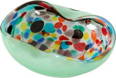 Vintage Murano Glass Bowl/Ashtray