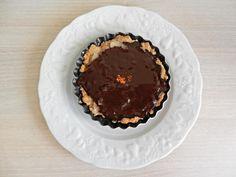 RECIPAY.COM - Tartelettes poire-cacao au piment d'Espelette sans sucre ni édulcorant