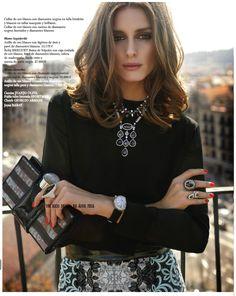 Olivia Palermo in Rabat magazine