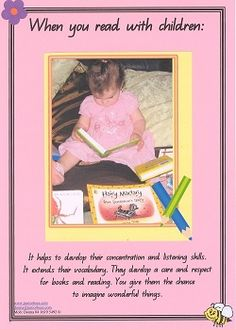 Read - Developmental Poster