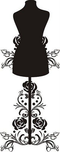 Laminas decoupage: Black and white Silhouette Cameo, Machine Silhouette Portrait, Silhouette Files, Silhouette Projects, Tattoo Painting, Stencils, Digi Stamps, Stencil Patterns, Vintage Images