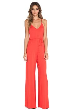 Shop for Rachel Pally Mandana Jumpsuit in Pom Pom at REVOLVE. Chic Outfits, Dress Outfits, Summer Outfits, Fashion Outfits, Rachel Pally, Formal Looks, Looks Vintage, Fashion 101, Denim Outfit