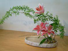 ikebana 35_1 by woodcut55, via Flickr
