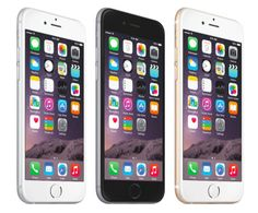 Apple Debuts iPhone 6, iPhone 6 Plus With Bigger Screens, Faster A8 Processor. The two smartphones also have an eight-megapixel rear camera with new technology to improve speed, quality. The iPhone 6 Plus's camera has the added advantage of optical image stabilization; Other new features include an updated M8 motion coprocessor that can measure elevation and differentiate between running and cycling and support for voice-over LTE and Wi-Fi 802.11ac. | Re/code