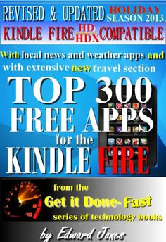 Top 300 Free Apps for the Kindle Fire  by Edward Jones ($3.62) http://www.amazon.com/exec/obidos/ASIN/B00AFH6O4O/hpb2-20/ASIN/B00AFH6O4O Someone who is new to apps and the kindle fire would find this kindle free app book easy to use and read. - This book was very informative and easy to understand'. - I always like to have something for myself and son to play when we need it.