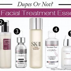 SKII's Facial Treatment Essence, with the acclaimed Pitera as the main ingredient, is one of the most famous products in the world of Asian ...