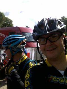 Merida Mazovia MTB Marathon - Dobry uśmiech jest podstawą sukcesu (+ okulary)