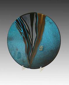 Carla Hargis makes beautiful art glass