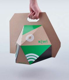 76 Sustainable Packaging Designs - From Flexible Eco Packaging to Leafy Lighthearted Branding (TOPLIST) Cool Packaging, Bottle Packaging, Brand Packaging, Design Packaging, Packaging Boxes, Paper Packaging, Product Packaging, Gift Packaging, Design Spartan