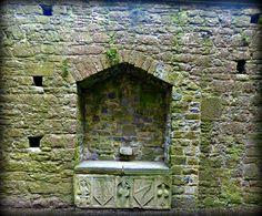 Rock of Cashel Inset - Jon Lander ©2016 - County Tipperary, Ireland - 12th Century