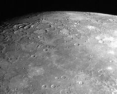 Organics Discovered on Mercury! New results from the Messenger spacecraft not only confirm that the planet closest to the sun has ice inside shaded craters near the north pole, but that a thin layer of very dark organic material seems to be covering a good part of the frozen water.