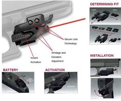 Лазерный прицел для глоков: http://ali.pub/1bbqy9  1 102р