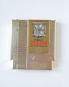 SOLD Vintage Legend Of Zelda NES Nintendo Game
