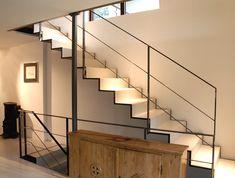 faltwerktreppe 4.0 - spitzbart treppen