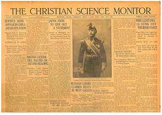 WWI  May 7 1915 Germany implicated Lusitania Sunk off Irish Coast Huns Suspected