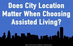 60% of seniors moved to communities in cities they had not previously considered.