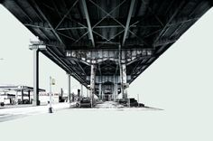 A portrait of the Brooklyn-Queens Expressway in New York / Christian Stoll Photographer