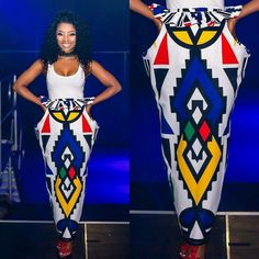 Varieties of Trending Ankara Styles - Naija's Daily Xhosa Attire, African Attire, African Dress, African Style, African Outfits, African Girl, African Clothes, Traditional Dresses Designs, Traditional African Clothing