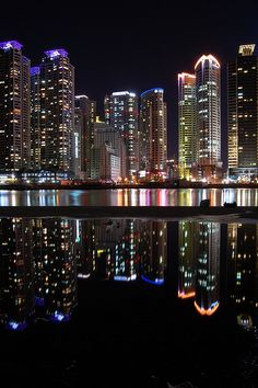 Gangnam, Seoul.Korea - Dongbaek Apartments, Haeundae by Nomad Within, via Flickr