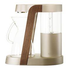 Ratio Eight Edition Coffee Machine :: Champagne Nickel | Clive Coffee