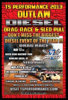 TS Outlaw diesel drags race and truck pulls 2013 diesel tees Truck And Tractor Pull, Tractor Pulling, Truck Pulls, Diesel Trucks, Tractors, Racing, Tees, Running, T Shirts
