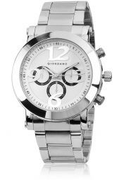 60% Off on Giordano Silver/White Analog Watches @2999