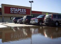 (Bloomberg)—Staples Inc. suffered its worst stock decline in almost seven months after the company posted disappointing results and announced plans to shutter 70 stores in North America.Same-store sales in the region declined 7 percent during the fourth quarter, the Framingham, #–, #'Looks, #70, #Close, #Consumer, #NEWS, #Staples, #Stores, #To