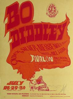 Bo Diddley and Quicksilver Messenger Service