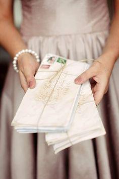 Wedding invite tips